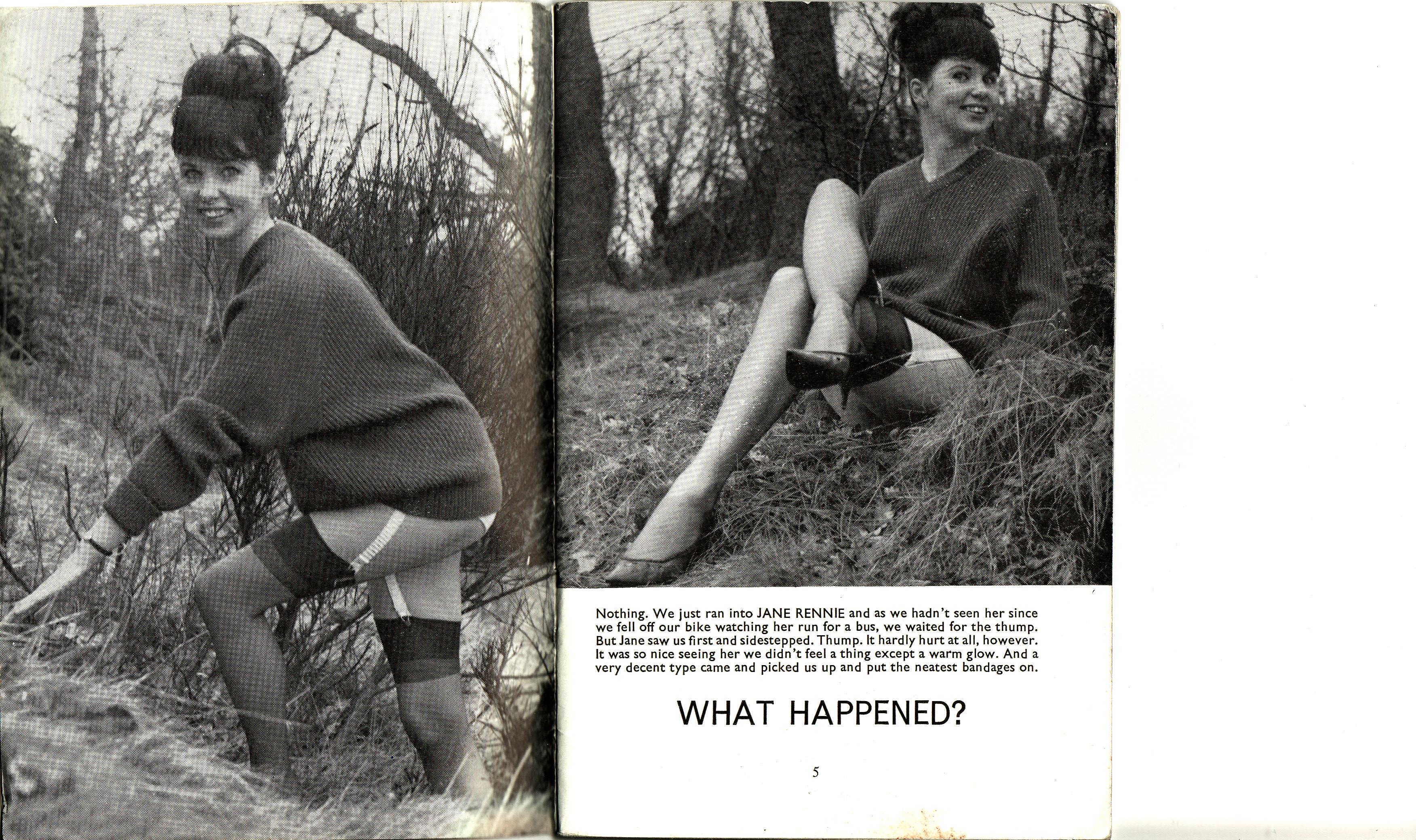 Spick and Span Magazine – Vintage Lingerie