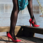 Wolford pantyhose