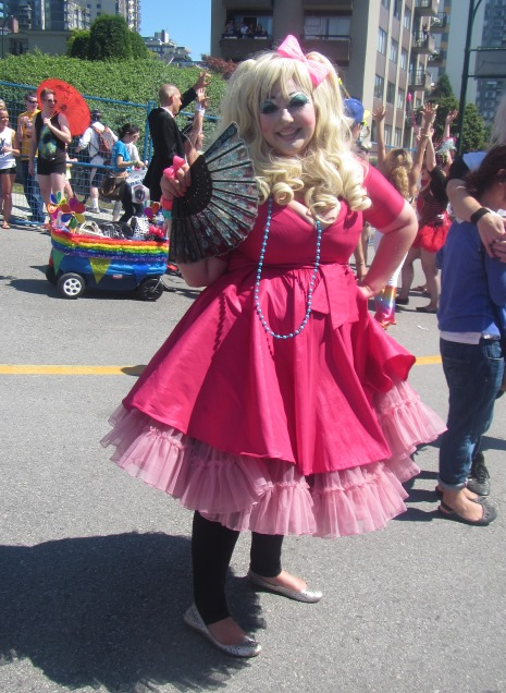 pink lolita outfit