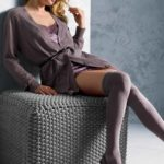Doutzen_Kroes_in over the knee socks