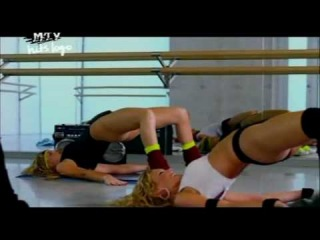 Deanne berry best work out video there is - 2 part 7