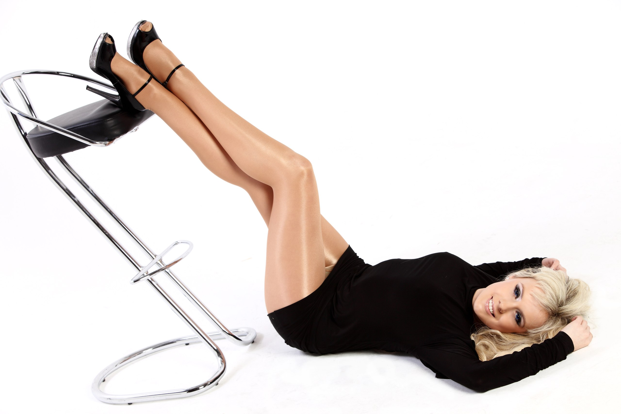 Quel pantyhose model pictures