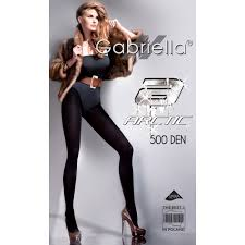 Arctic tights by Gabriella 500 den thick winter fleece lined hosiery