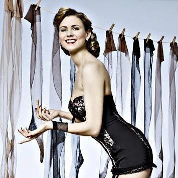 vintage lingerie photo