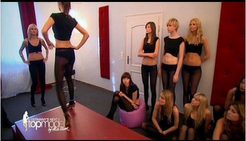 Germany Next Top Model Challenge