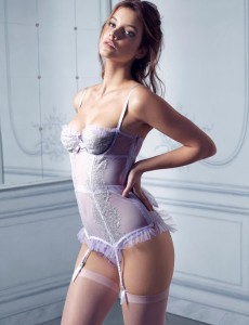 Barbara Palvin Victorias Secret Lingerie Photoshoot7