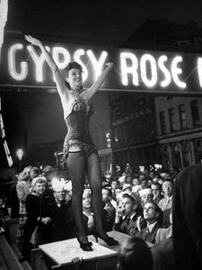 Gypsy Rose Lee burlesque dancer 7