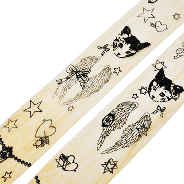 jewish pantyhose with funny cats and magen david stars2