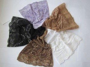 sandrine stockings in different colours