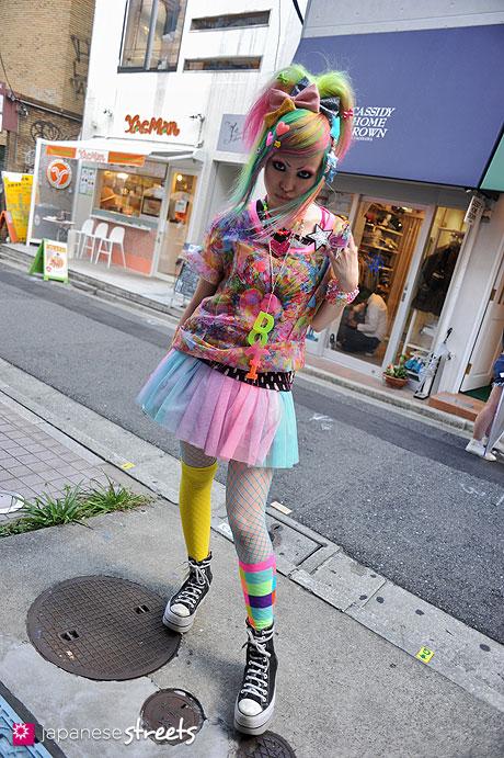 120812-9914 - Japanese street fashion in Harajuku, Tokyo