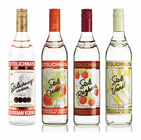 Stoli Russian vodka boycott in Vancouver