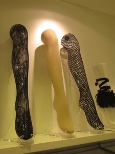 hosiery display at Wolford boutique in Honolulu Hawaii 4