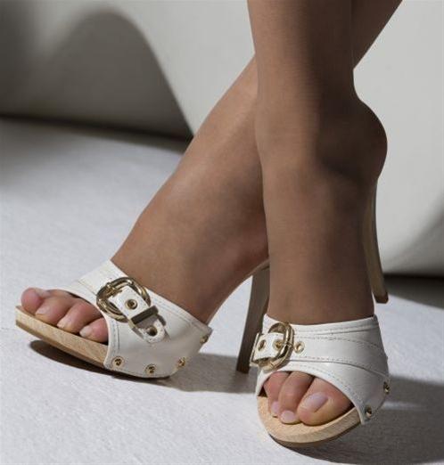 toeless pantyhose