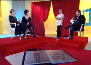 gerbe pantyhose for men talkshow 1