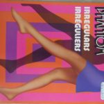 vintage phantom irregulars pantyhose queen size