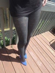 Nubia tights on my legs by Fiore 1