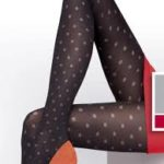 lotta tights polka dot