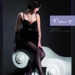 Sorela, 40 den, sheer to waist, Fiore hosiery