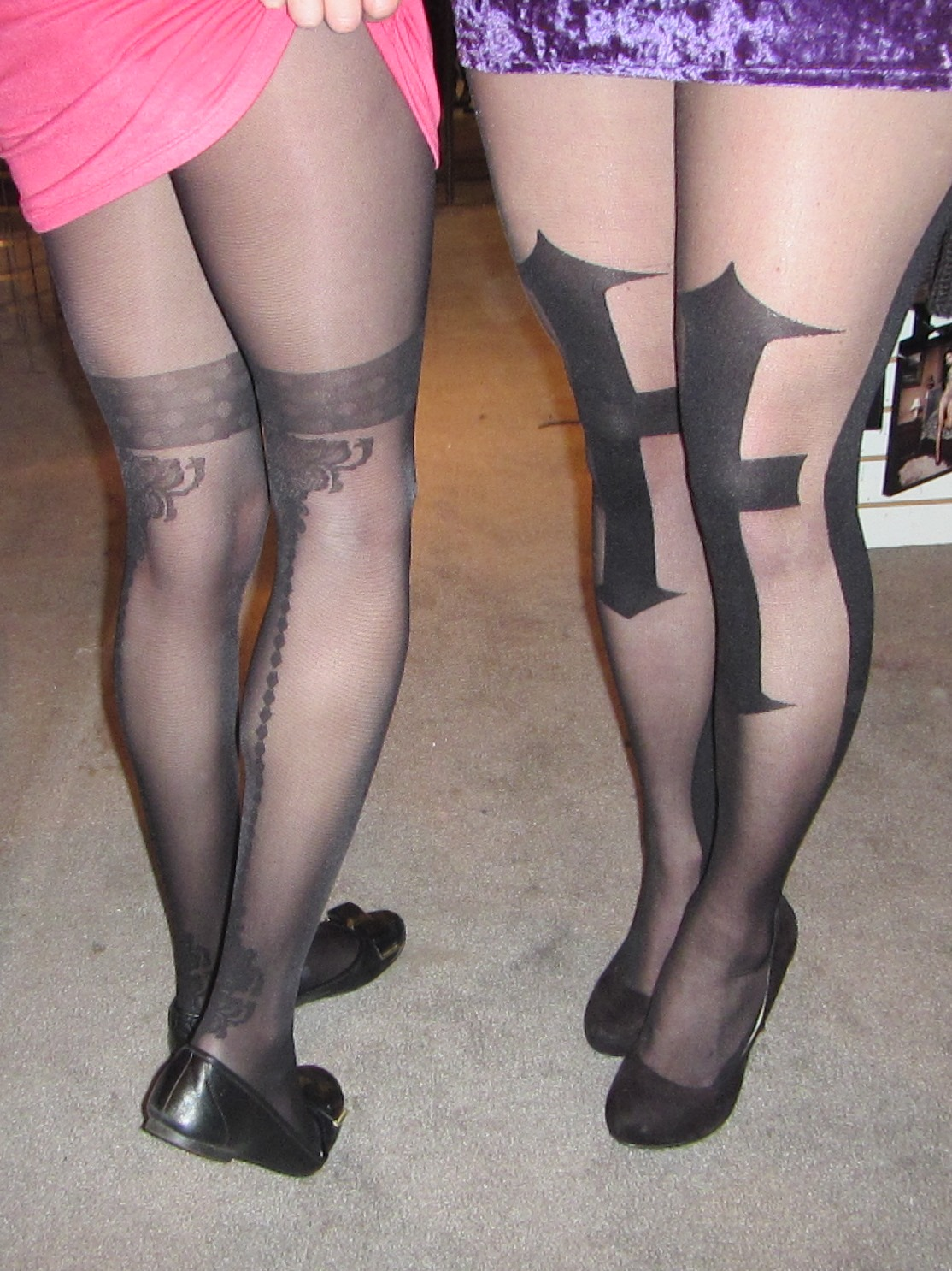 Opinion, actual, wolford pantyhose porn