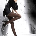 PAULA 40 den tights by Fiore