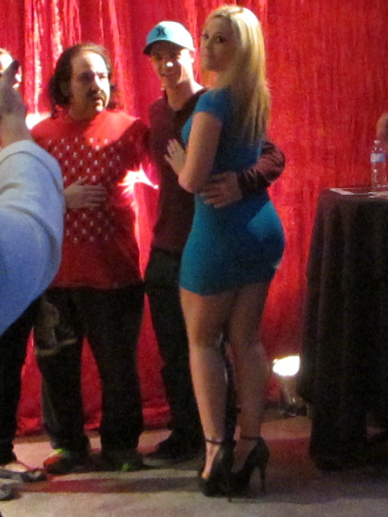 Ron Jeremy and Alexis Texas Taboo show Vancouver