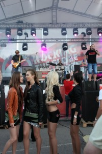 Russian party girls in pantyhose 4