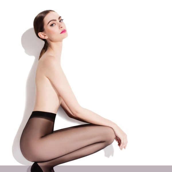 DIANA 20 den sheer tights by Fiore sheer to waist