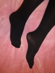 Dita tights legs 2 reinforced toe Fiore