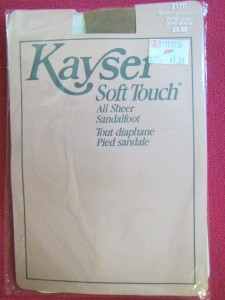 vintage Kayser soft touch pantyhose