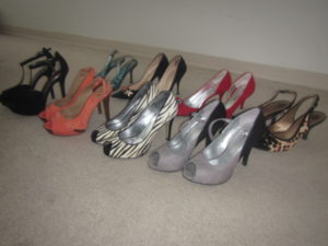 my well worn shoes for sale - pumps, heels, stiletto