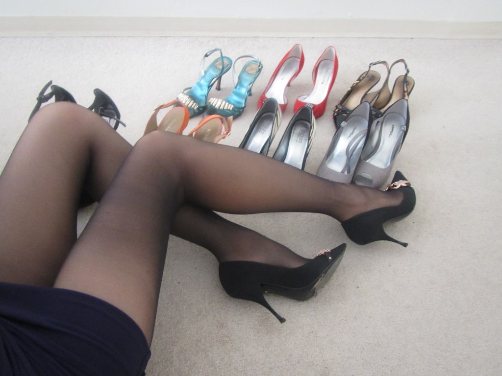 That fat-ass; used pantyhose store