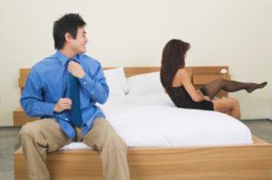 roommate boyfriend conflict