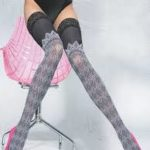 Gerbera stockings by Fiore