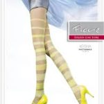 keisha striped tights Fiore
