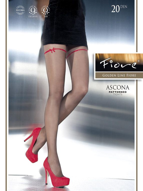 Ascona_Fiore_Tights