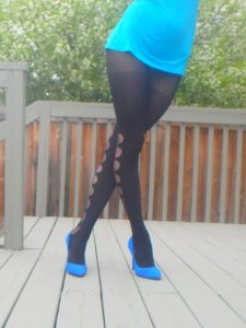 Lorraine pantyhose with cut out pattern by Fiore resized 2