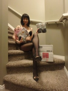 surprise box pantyhose 1
