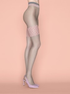 sheer hosiery, pattern, fashion