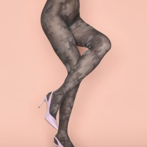 REBEL 40 den camouflage tights