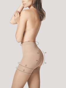 Total Slim 20 pantyhose with shaping effect