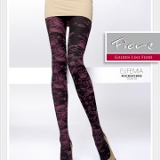 Eufemia tights by Fiore hosiery 40 den package
