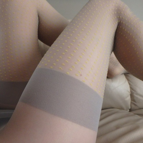 Honey Bee Pantyhose by Fiore