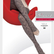 NEILA 60 den tights by Fiore hosiery
