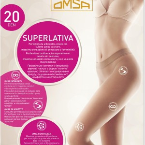omsa-superlativa-20-den-seamless pantyhose