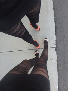 me and cousin in mirona and vaila tights from fiore 1