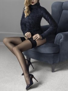 glam-20-den stay up stockings by Fiore hold ups sheer