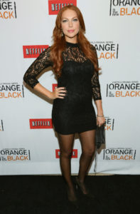 orange is the new black series tv pantyhose