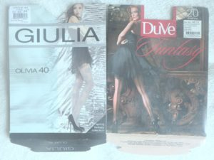 ukrainian pantyhose brands covers 1 Duve Giulia