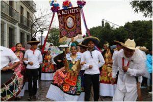 Guelaguetza Mexican Festival 2017 Oaxaca 1
