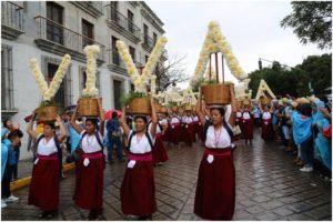 Guelaguetza Mexican Festival 2017 Oaxaca 2 parade VIVA breadkmakers